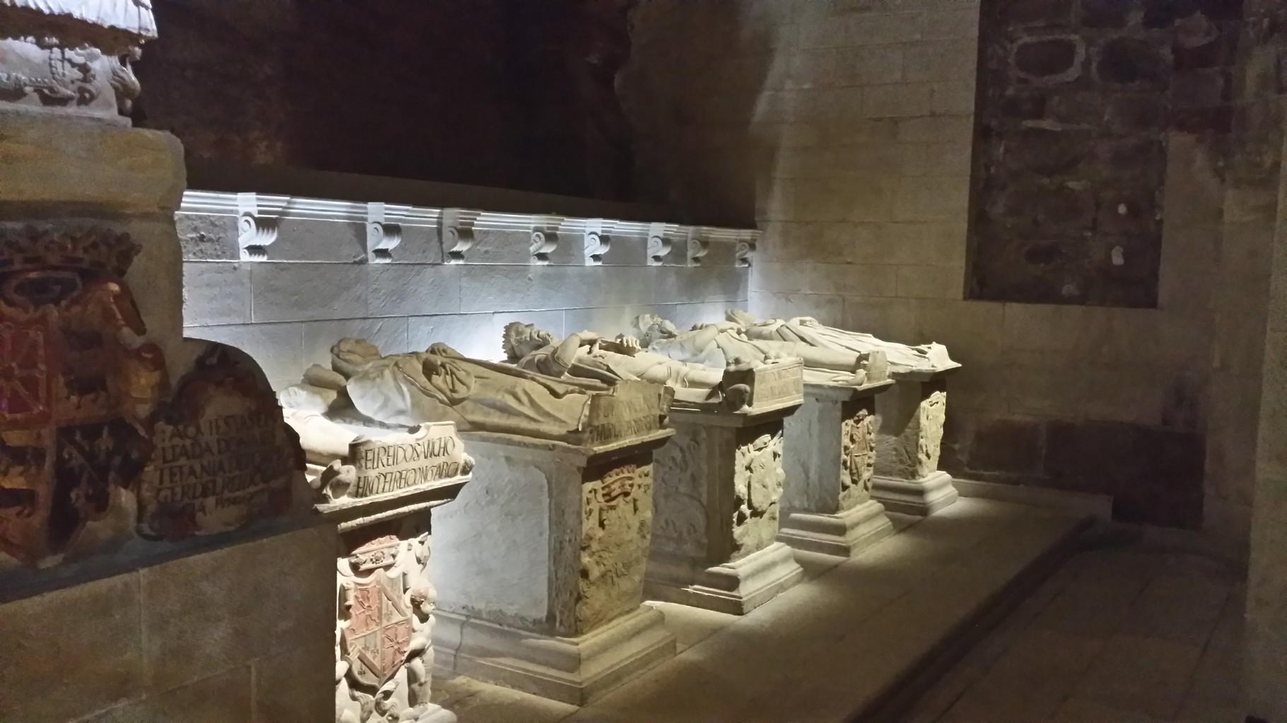 Nájera: le panthéon des rois de Navarre