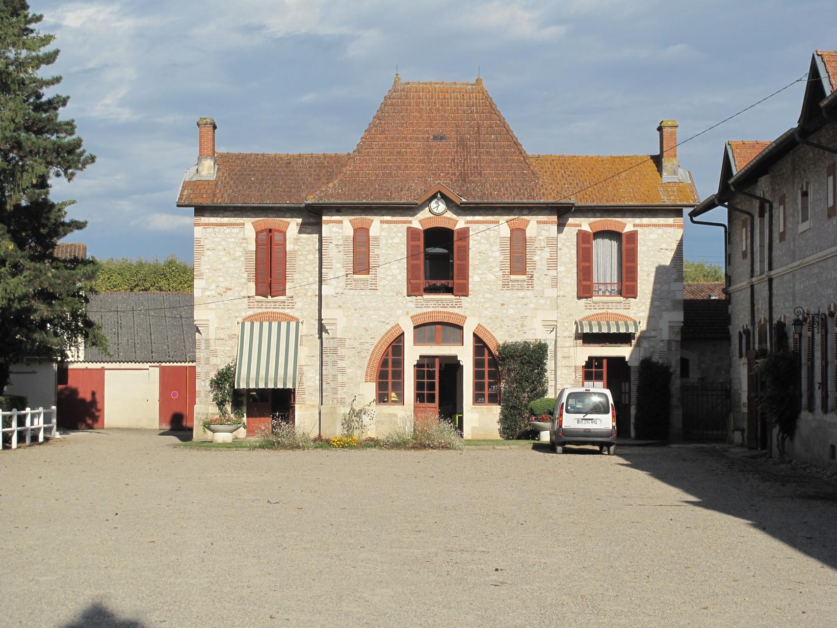 Villeneuve-sur-Lot : la conciergerie des haras