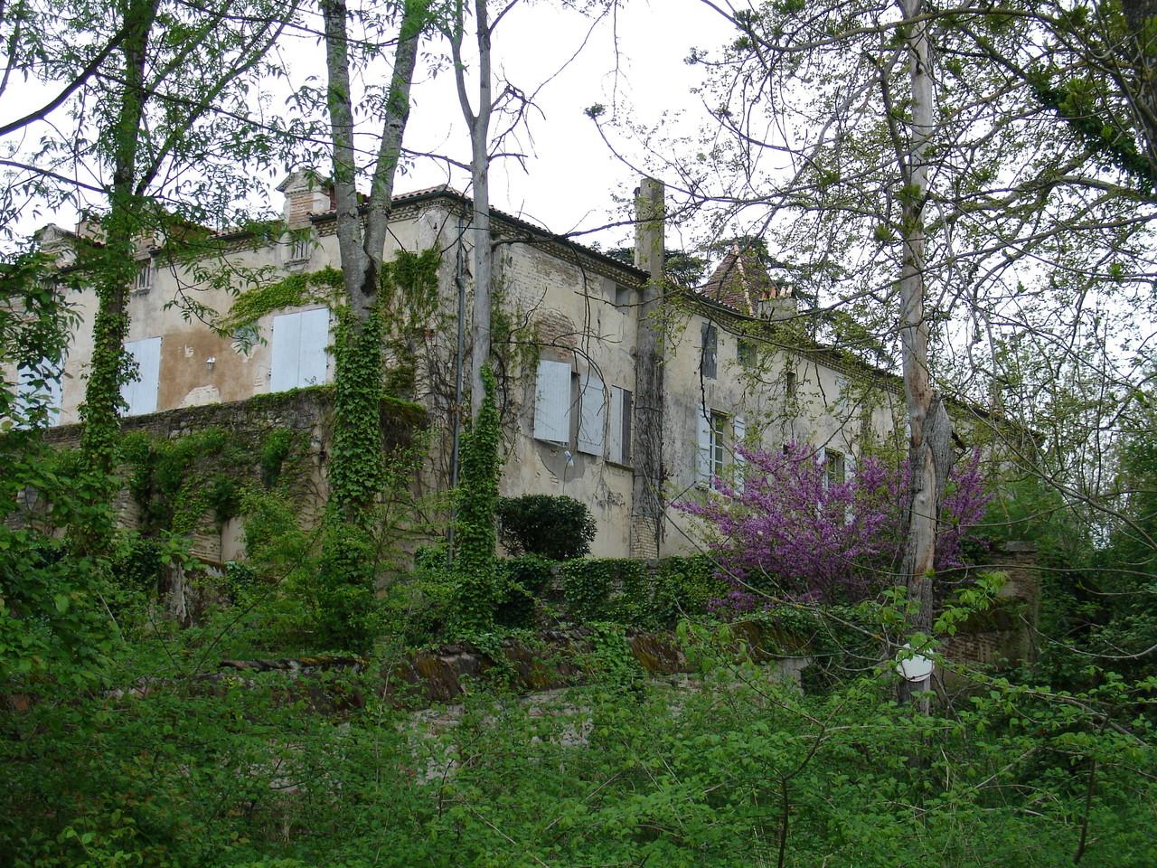 Clairac : le château Vivens