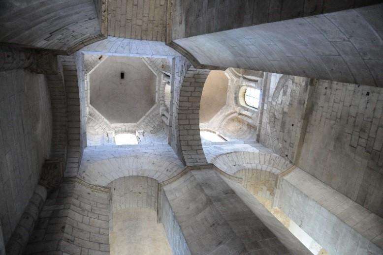 Périgueux: les coupoles de style byzantin de la cathédrale
