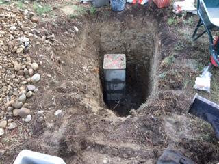 réparation canalisation enterrée par Batifosse