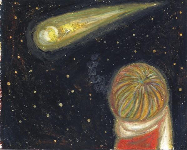 [1]  流れ星のココロ