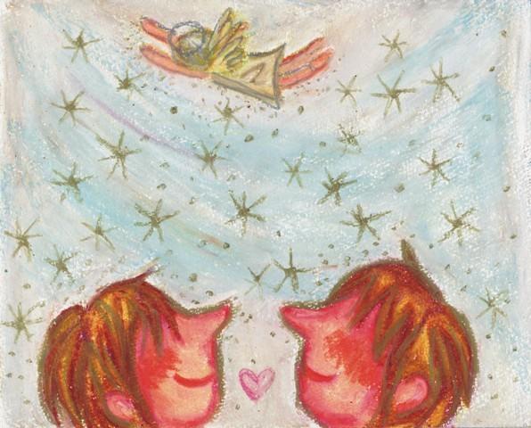 [10]  魔法の粉キラキラ、芽生える愛