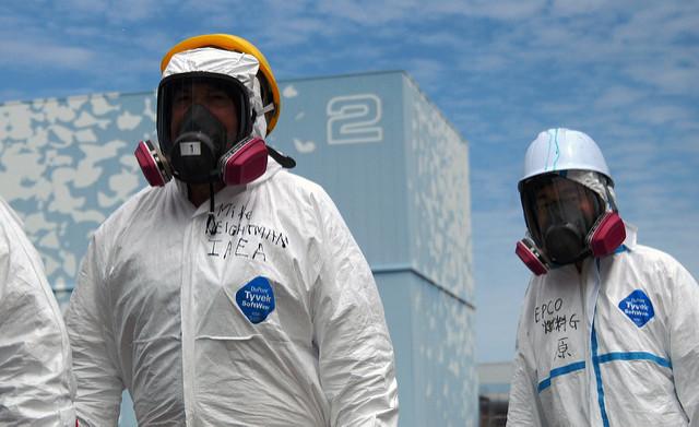 IAEA Fact Finding Mission Fukushima, Beyond Design Accidents, Worst Case