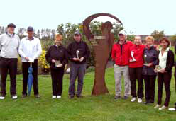 Golf in Wall Clubmeister 2008