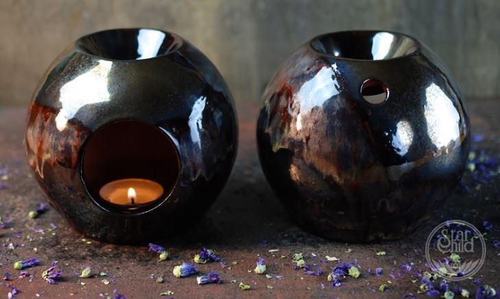 Keramik-Oelbrenner