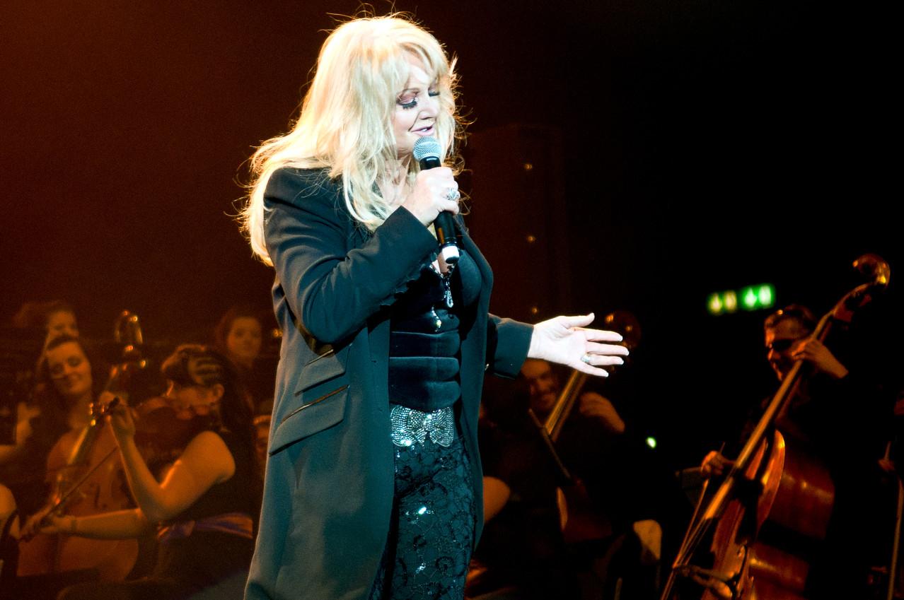 Bonnie Tyler @ Hallenstadion, 2013