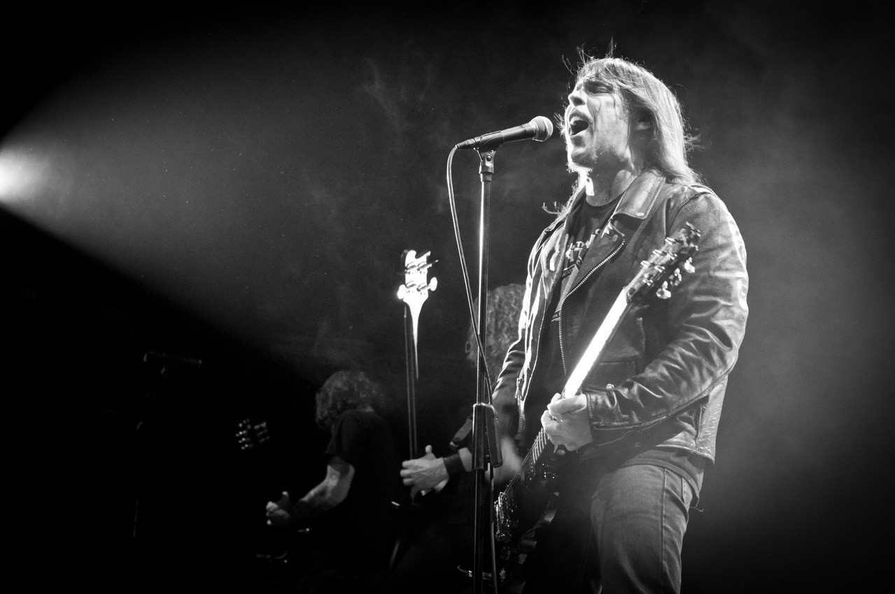 Monster Magnet @ Z7, 2012