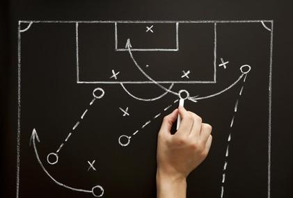 サッカー技術講習