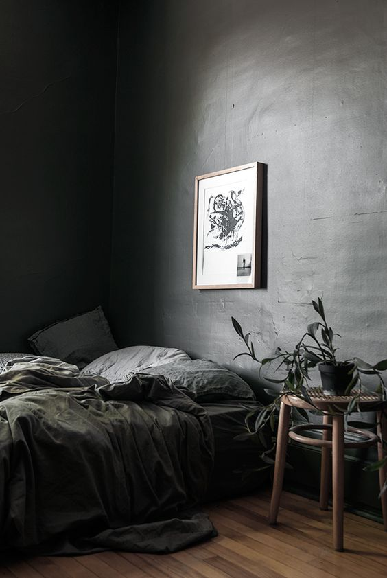 Monochrome Interiors - PASiNGA; image via Katerinapimenidu.tumblr