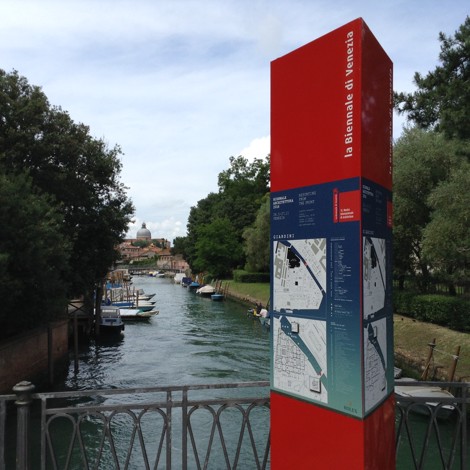 Impressions of the bienniale 2016