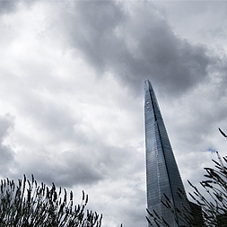 The Shard in London By PASiNGA