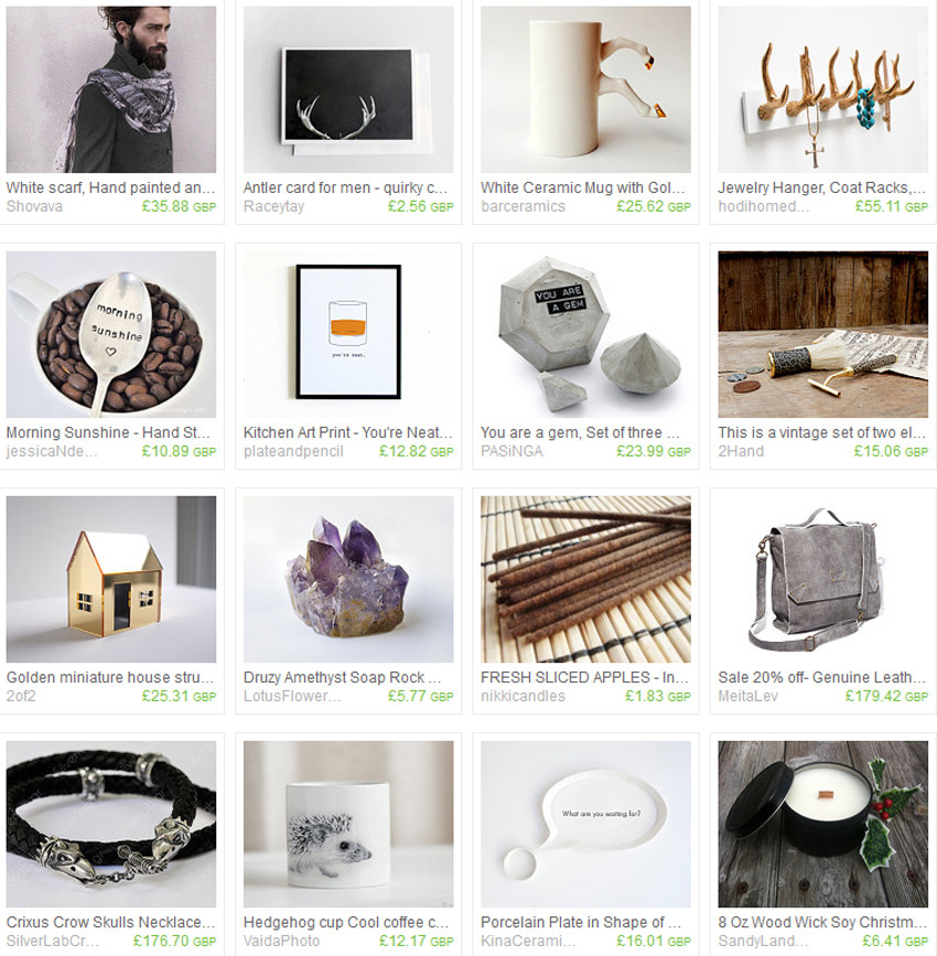 Etsy Treasury Collection 'Christmas Gifts for a Cool Husband' by Liva