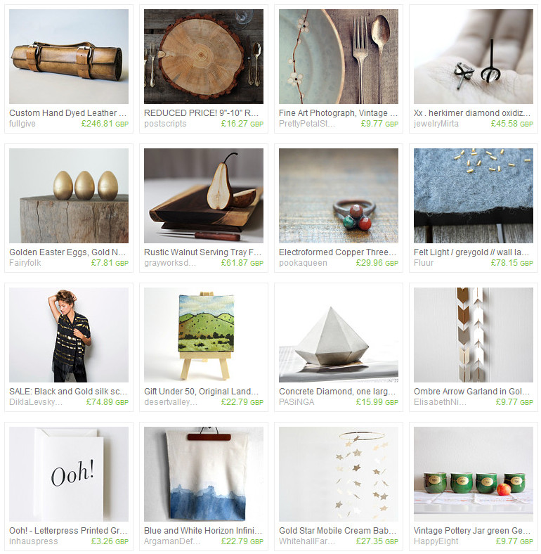 'Summer' Etsy Treasury Collection
