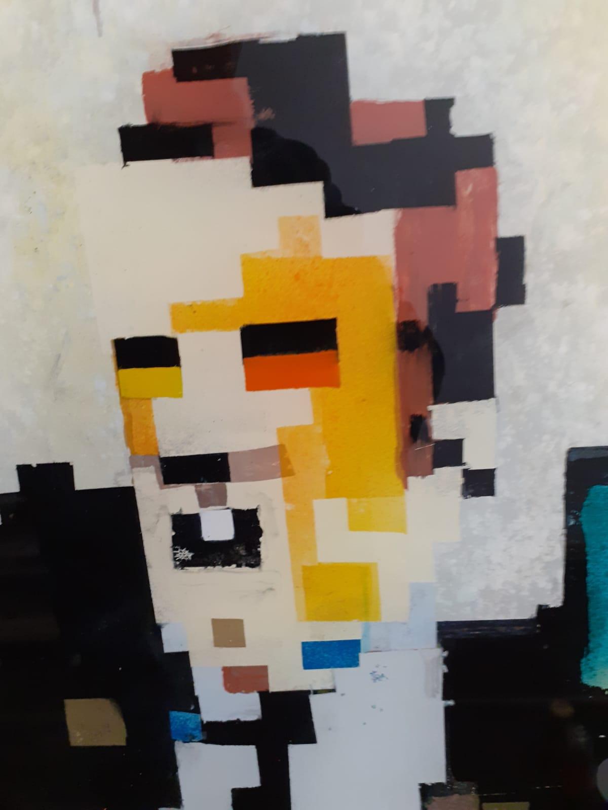 Detail des Bildes Mord in der Ausstellung 1