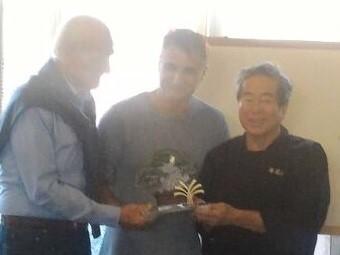 Raffaele Rignanese - Yokohama Cup (distinguished evergreen), Crespi Cup 2017