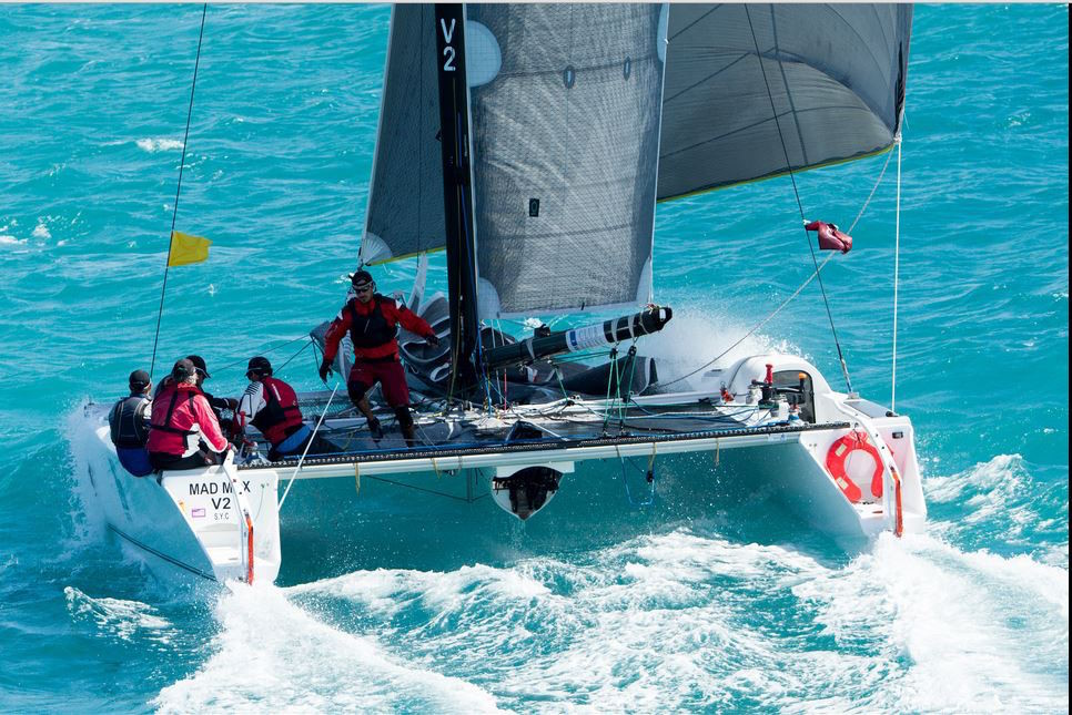 APC Mad Max racing at Hamilton Island Race Week