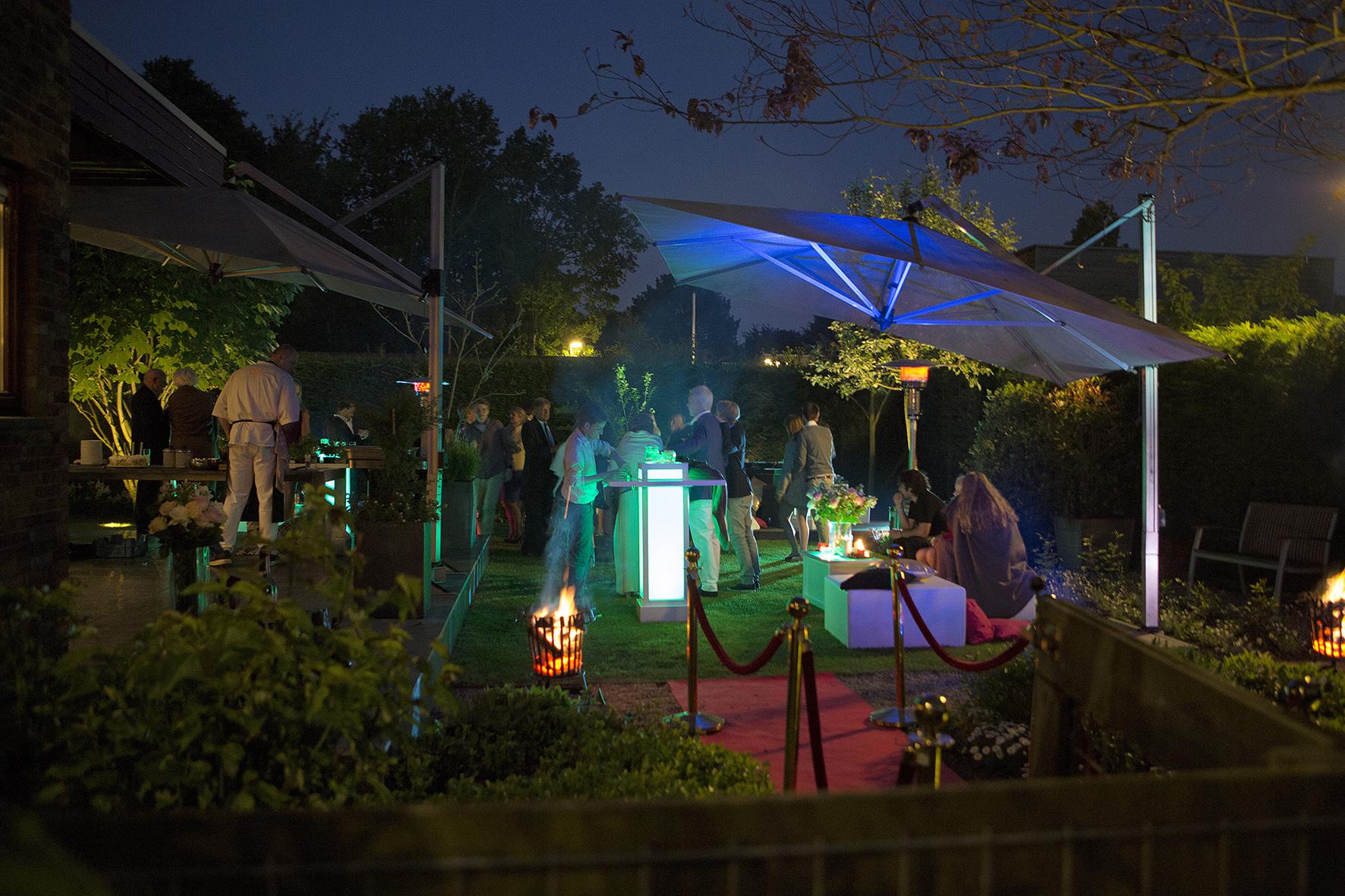 Feest in Rottredam