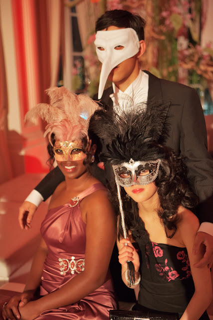 Ball Masque Gala | © EuroCollege