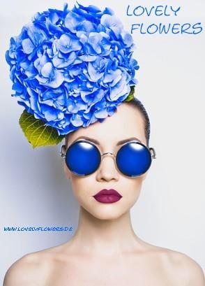 www.lovelyflowers.de macht Papierblumig fast alles möglich!