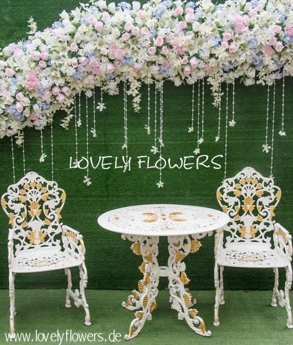 www.lovelyflowersde - Dein Spezialist für PAPER-ART Blumendekorationen für besondere Ereignisse!