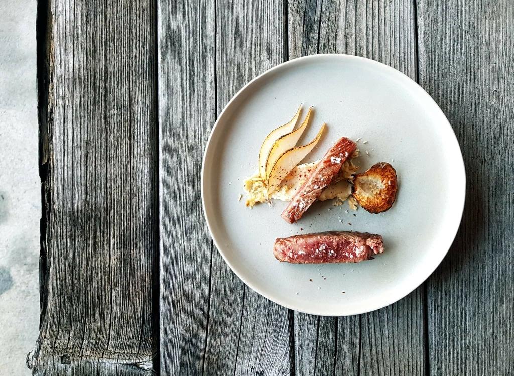Wildhaus Messer Rezept für Fleisch