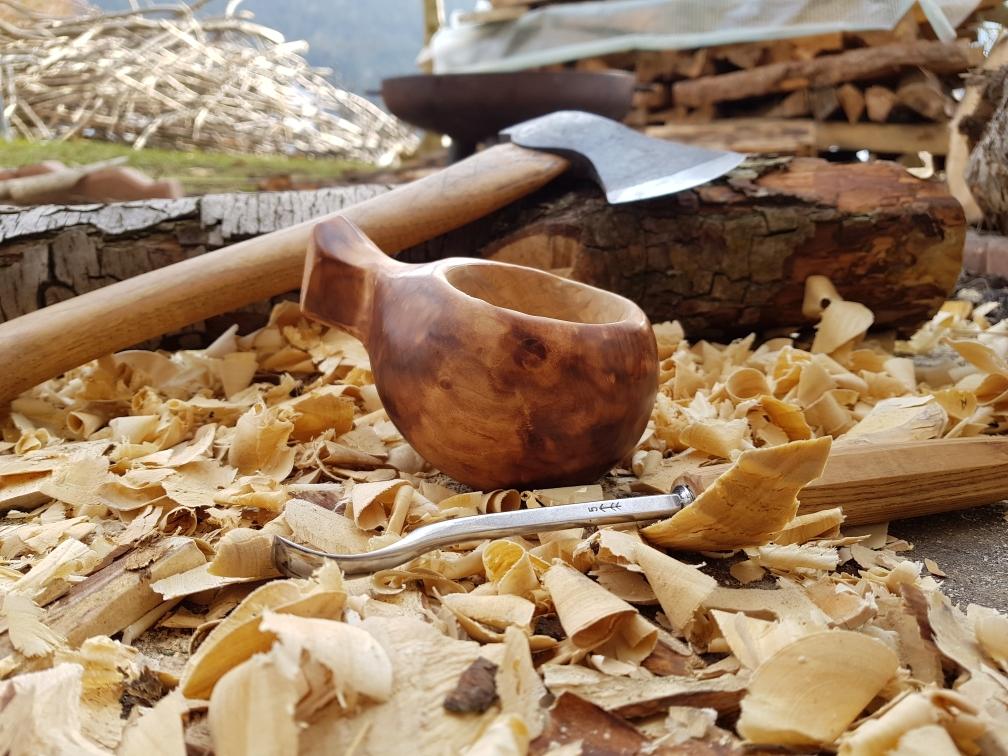 Holz und Desingn von Wildhaus Messershop