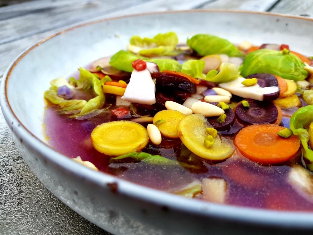Wildhaus Messer Rezept für Suppen und Eintöpfe