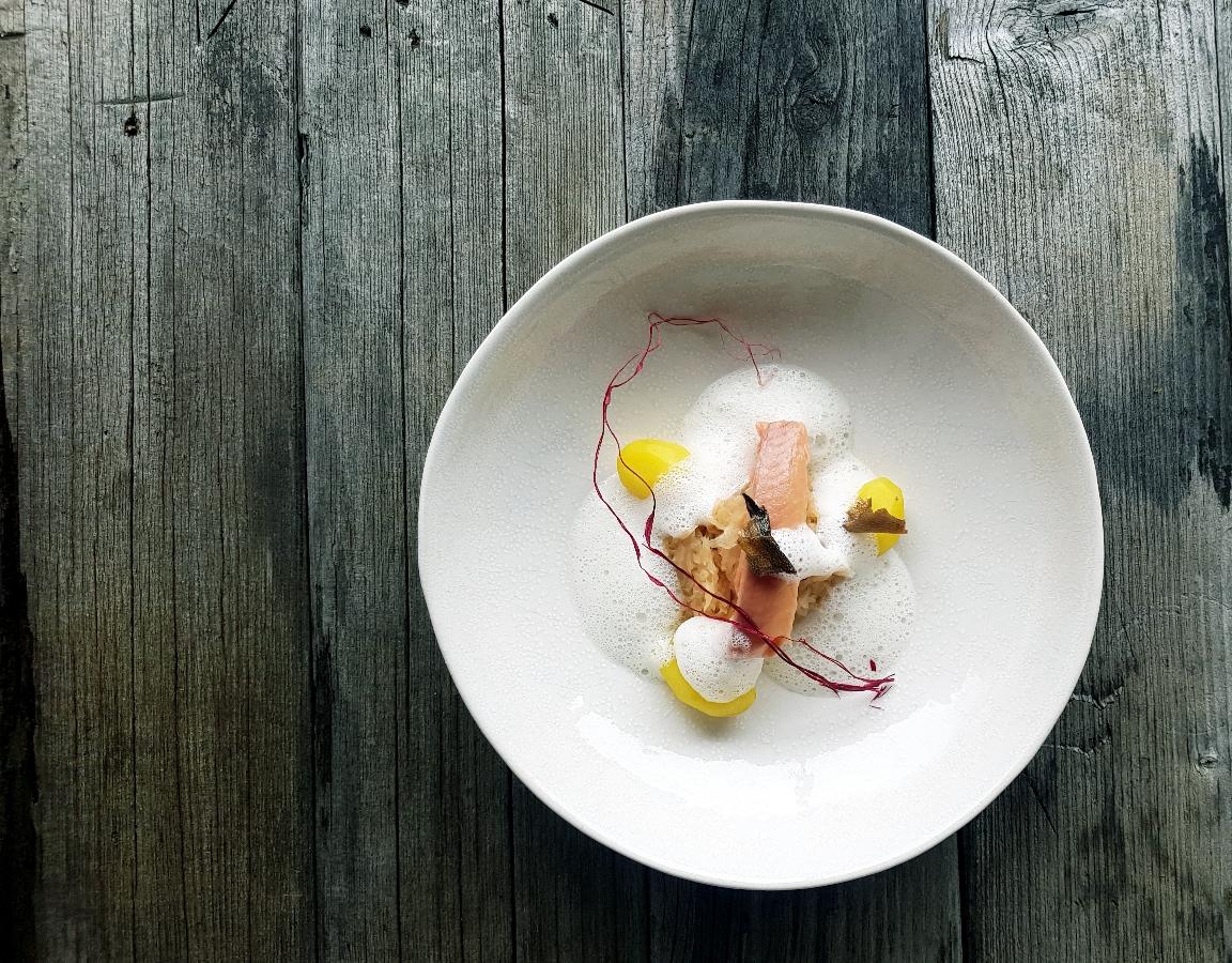 Wildhaus Messer Rezept für Fisch und Meeresfrüchte