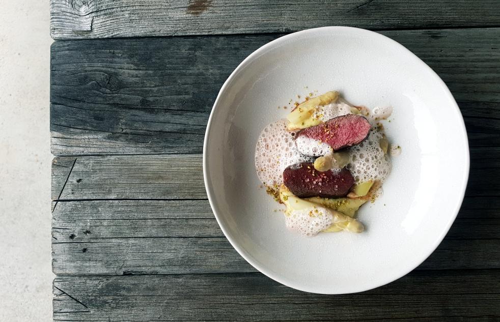 Wildhaus Messer Rezept für Wildfleisch