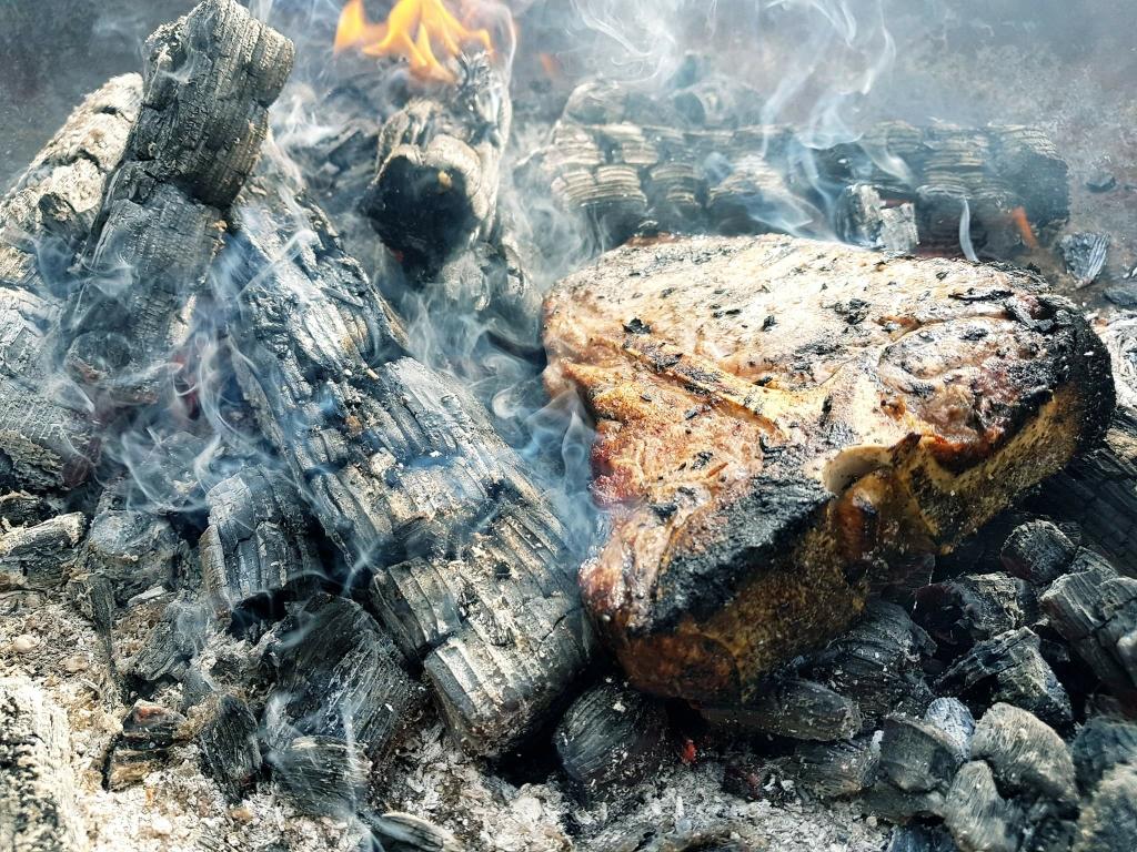 Wildhaus Messer Rezept für Grillgerichte