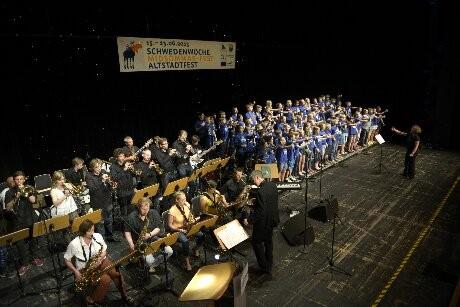 2013 - Deutsch-Schwedisches-Freundschaftsfest im Stadeum