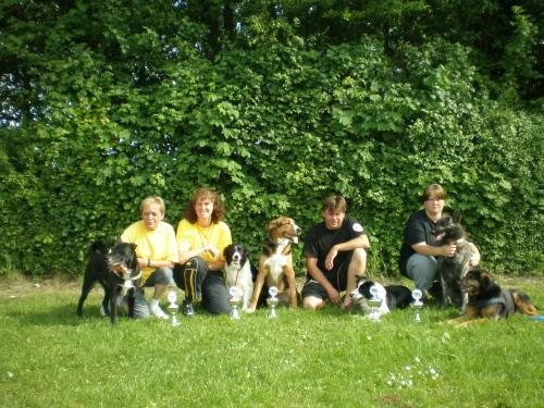 Tolle Hunde und tolle Hundeführer!!!