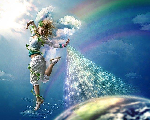 『獅子座満月』1月29日「アジュガの星のコトバ」