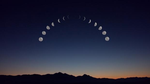 【星と月のリズムヨガ】4月8日(木)・9(金)@魚座