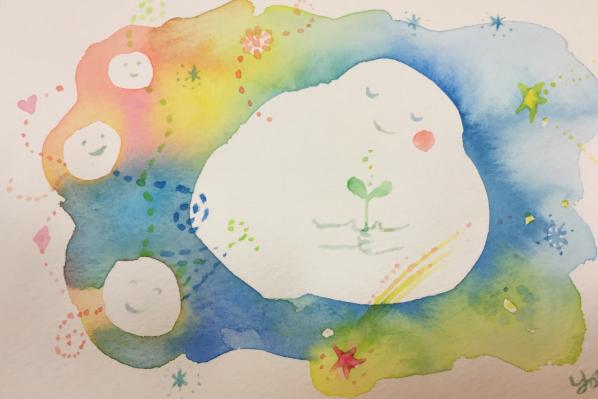 「星のコトバと魔法の絵」リニューアルのため しばらくおやすみです。