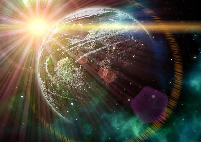 2021年の覚醒の惑星天王星とのコンタクト