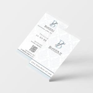 オリジナル名刺印刷デザインオーダー