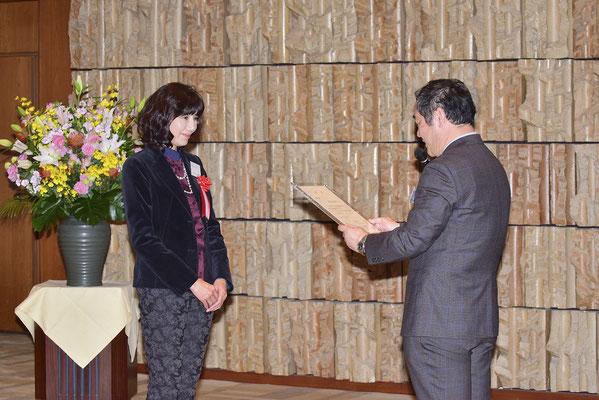 2017年NHK障害福祉賞受賞式