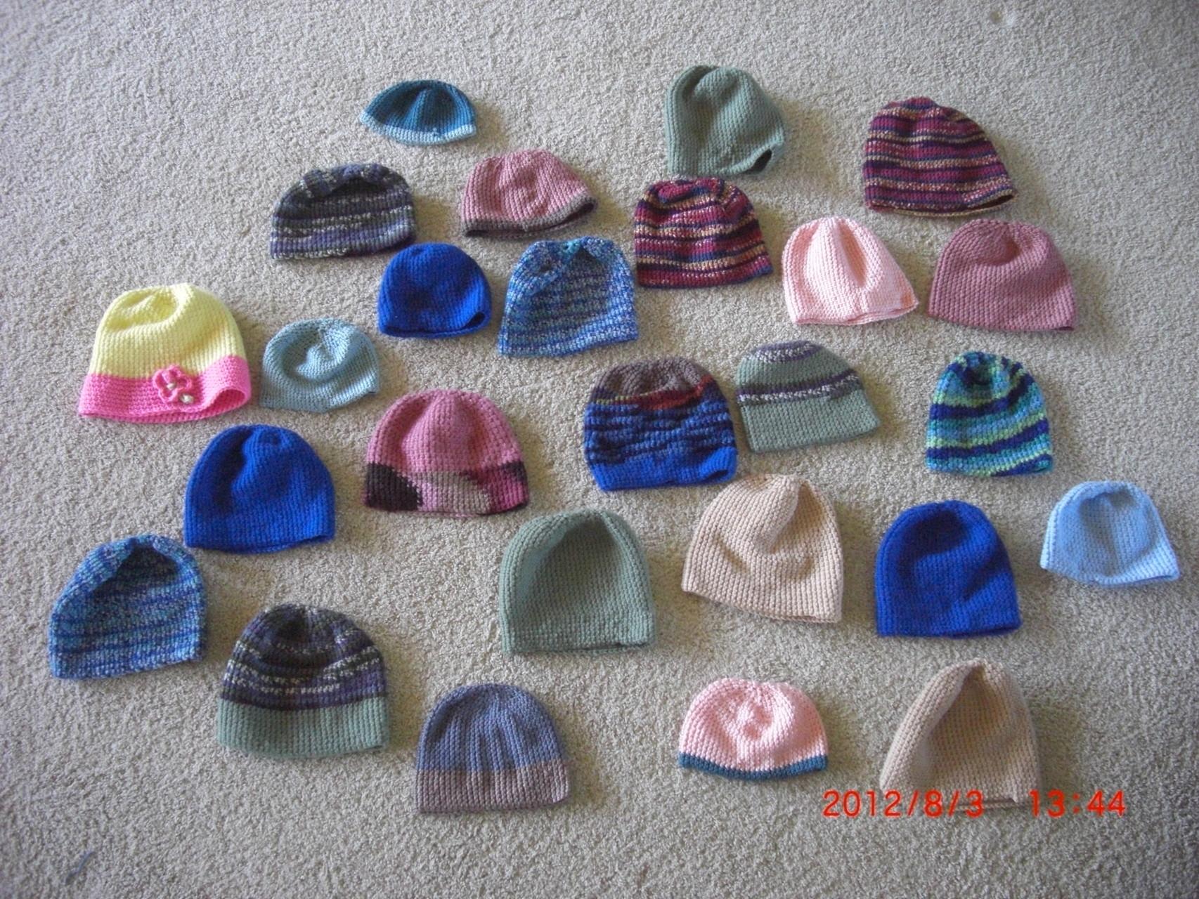 2012年ワシントン州から帽子のプレゼント