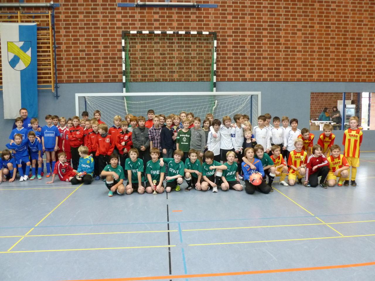 Teilnehmer E-Jugend