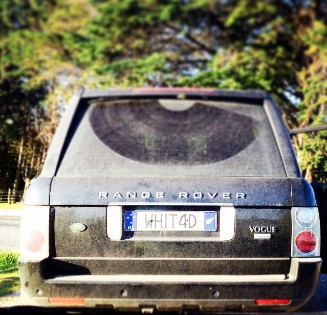 WHIT4D - ich liebe diesen Range Rover