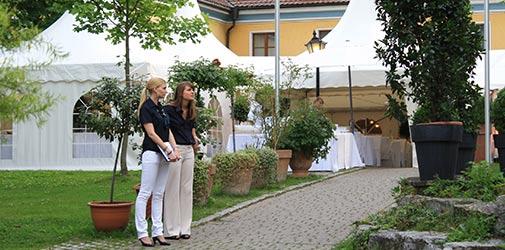 Alles für Ihr perfektes Event mit Pscheidl in Ulm und Neu-Ulm