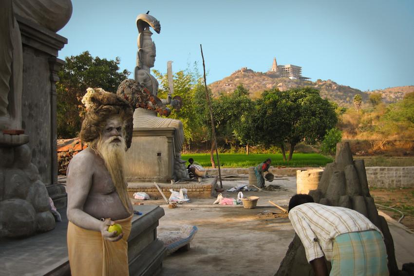 Mahananda Siddha, Mahadeva Mount, Vellore, Tamil Nadu, Indien - © Art of Moment, Carmen Weder, Fotografie, Bern, Schweiz