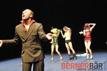 © Carmen Weder, Fotografie, Bern - Bernerbär - Compagnie ALIAS erhält Tanz- und Choreografiepreis 2008