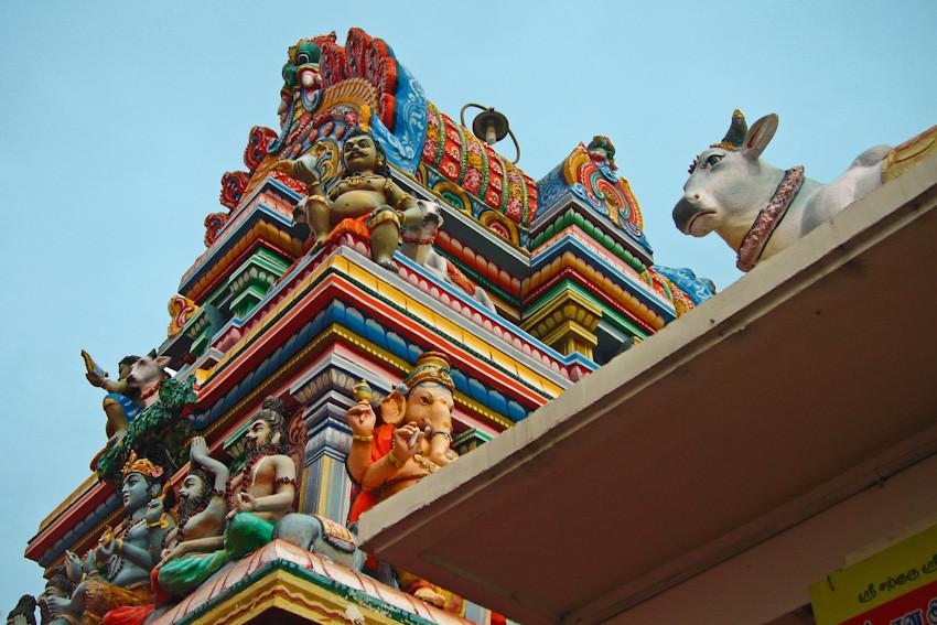 Tempel, Indien - © Art of Moment, Carmen Weder, Fotografie, Bern, Schweiz