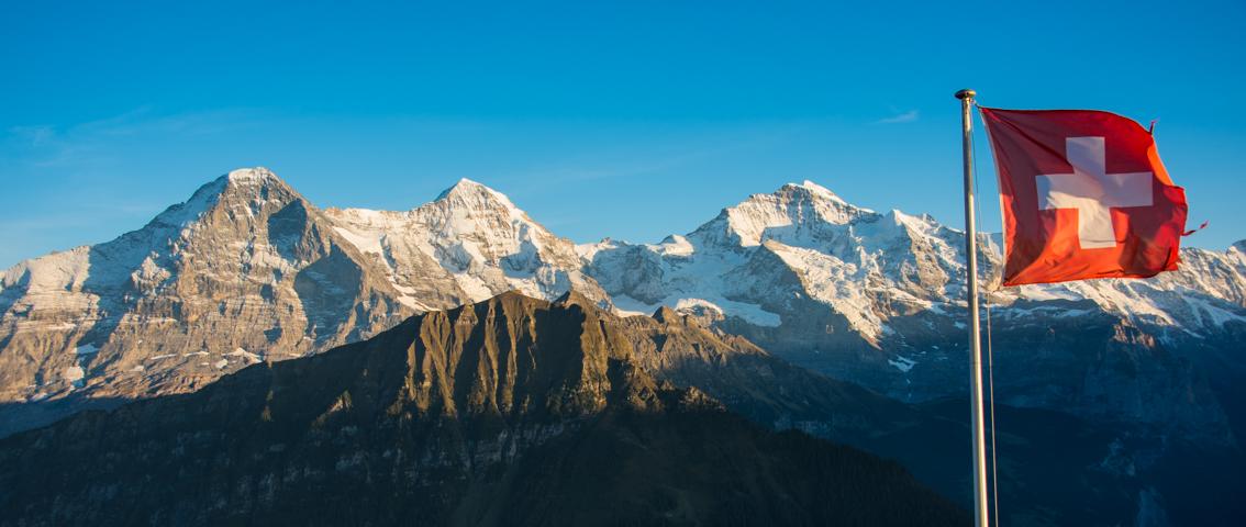 Eiger, Mönch und Jungfrau, Berner Oberland, © Carmen Weder