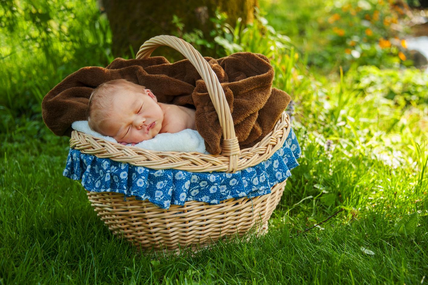 Neugeborenenfotografie, ©Carmen Weder, Art of Moment
