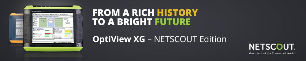 NETSCOUT - OPTIVIEW XG