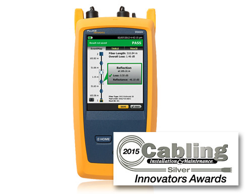 FLUKE networks OptiFiber OTDR